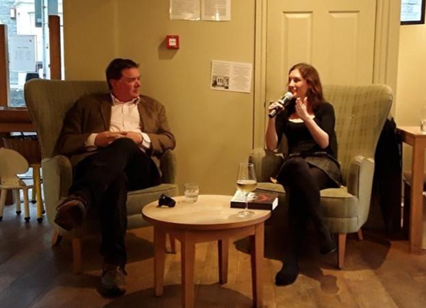 Writer Jodie Bond talks to Jon Gower