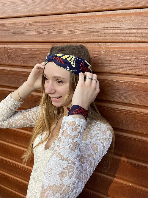 Headband en wax