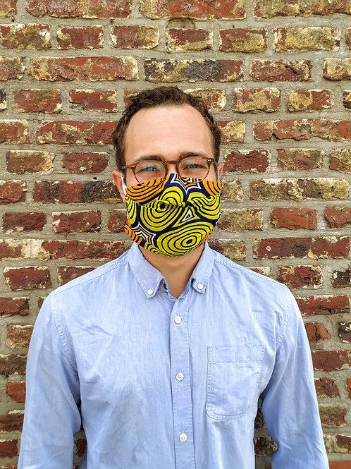 Masque artisanal