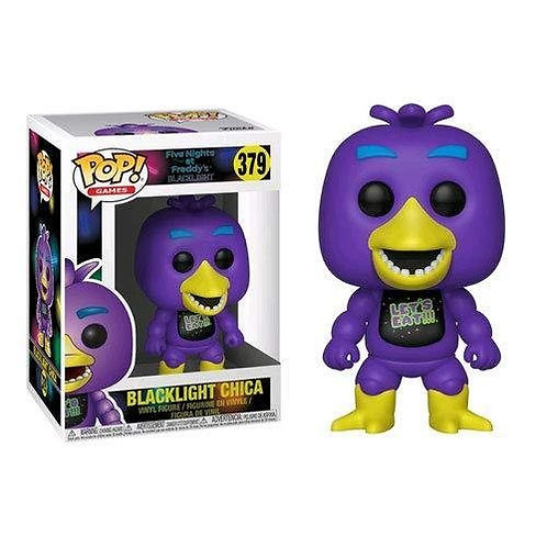 BLACKLIGHT CHICA (FIVE NIGHTS AT FREDDYS)