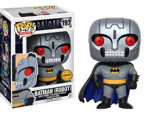 BATMAN ROBOT CHASE