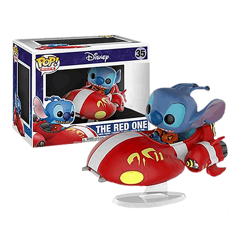 THE RED ONE (STITCH)