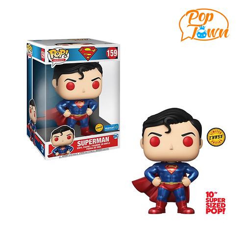 """SUPERMAN 10""""(WALMART EXCLUSIVE)"""