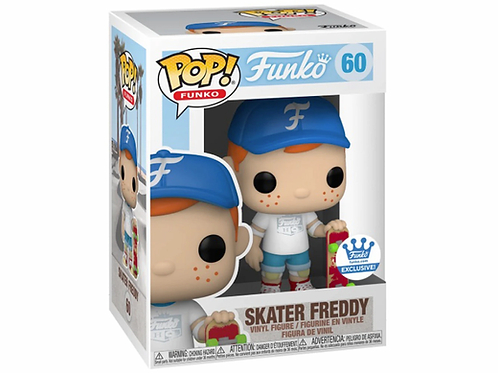 SKATER FREDDY