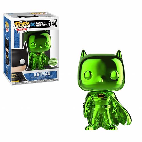 BATMAN GREEN CHROME