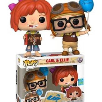 CARL & ELLIE (UP)