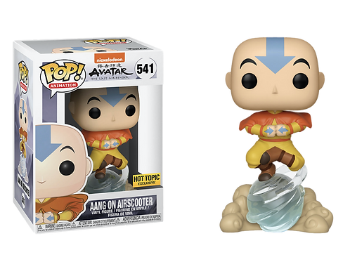 AANG ON AIRSCOOTER (AVATAR)