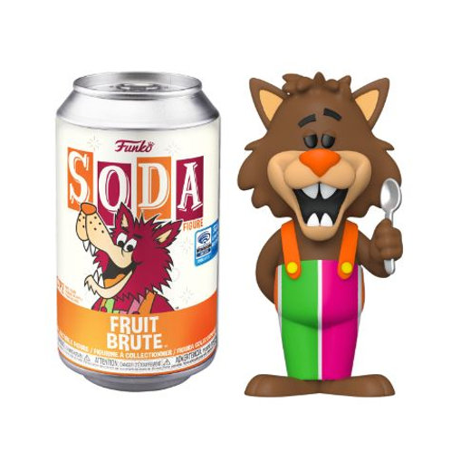 SODA FRUIT BRUTE