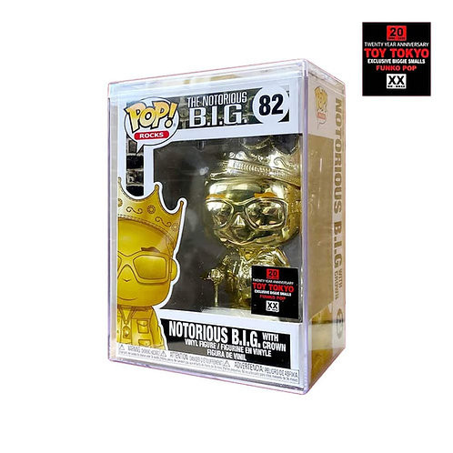 NOTORIOUS BIG WITH CROWN (TOY TOKYO)