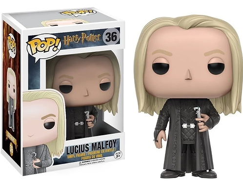 LUCIUS MALFOY (HARRY POTTER)