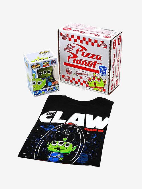 TOY STORY PIZZA PLANETA PLAYERA + POP