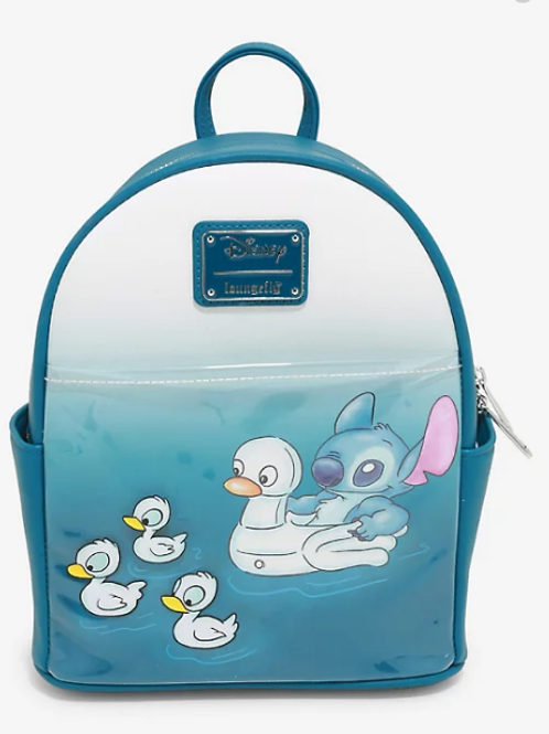 MOCHILA STITCH WITH DUCKS
