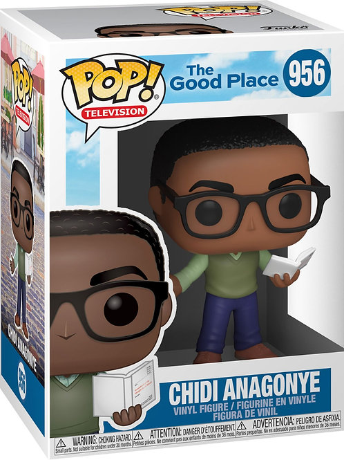 CHIDI (THE GOOD PLACE)