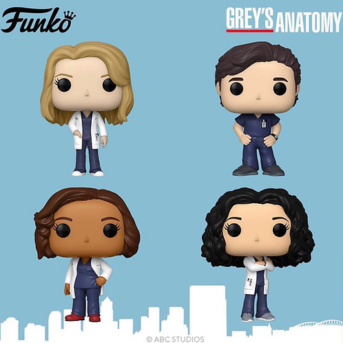 GREY'S ANATOMY (PREVENTA)