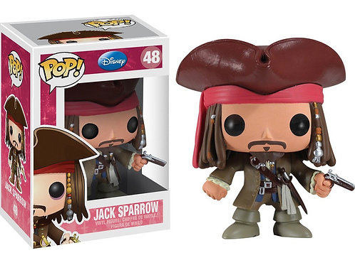 JACK SPARROW (PIRATAS DEL CARIBE)