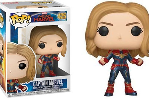 CAPTAIN MARVEL (THE AVENGERS)