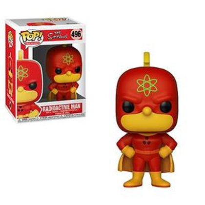 RADIOACTIVE MAN (LOS SIMPSONS)