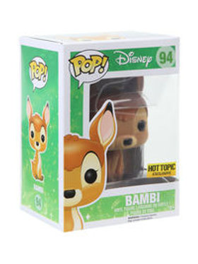 BAMBI FLOCKED