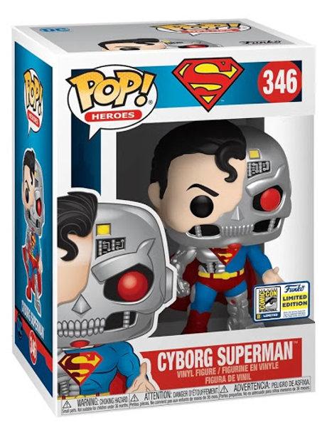 CYBORG SUPERMAN (SDCC 2020)