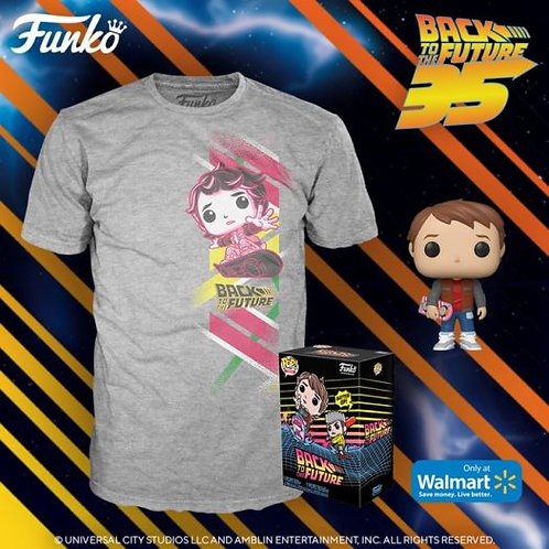 BACK 2 THE FUTURE: MARTY MCFLY POP & TEE!