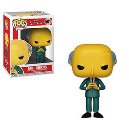 MR. BURNS (LOS SIMPSONS)