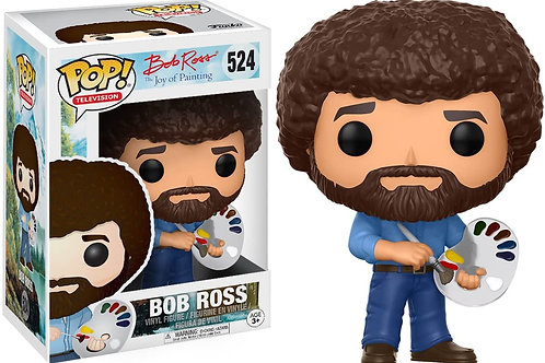 BOB ROSS (THEJOY OF PAINTING)