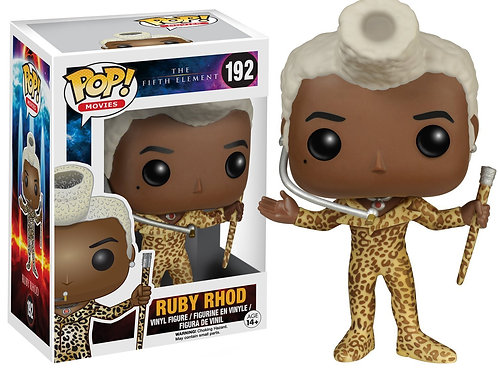RUBY RHOD (THE FIFHT ELEMENT)