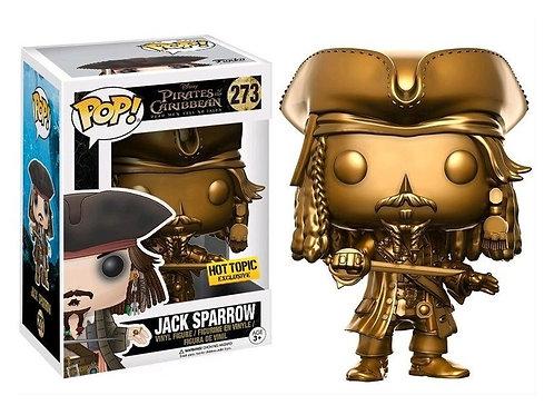 JACK SPARROW (LOS PIRATAS DEL CARIBE)