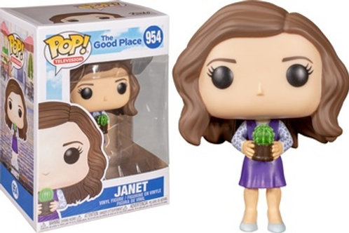 JANET (GOOD PLACE)