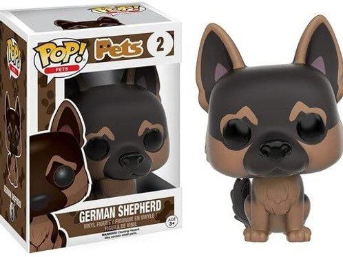 GERMAN SHEPHERD/PASTOR ALEMÁN (PETS)