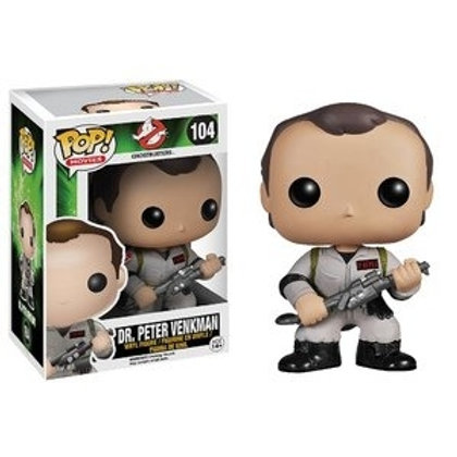 DR. PETER VENKMAN (GHOSTBUSTERS)