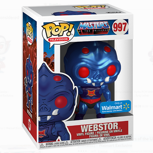 WEBSTOR (MASTERS OF THE UNIVERSE)