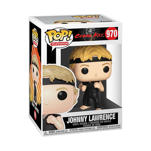 JOHNNY LAWRENCE (COBRA KAI)