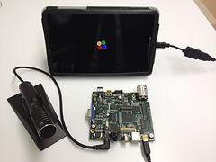 信号解析(早坂)研究室で開発したスタンドアロン音声認識