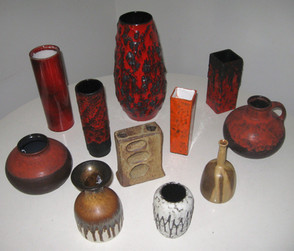 Assorted Pottery Items