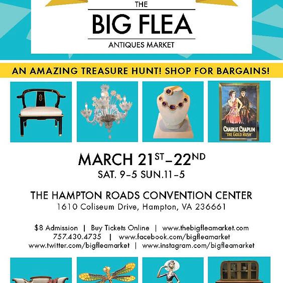 BIG FLEA MARCH 21st & 22nd