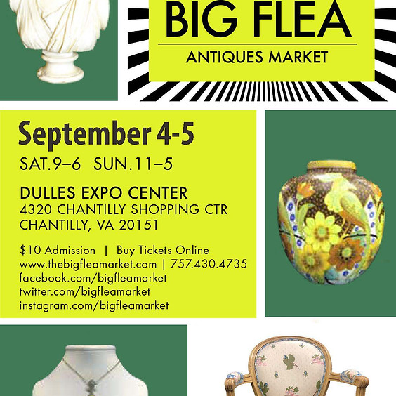 DC BIG FLEA SEPTEMBER 4-5