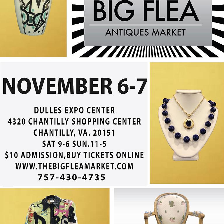 DC BIG FLEA NOVEMBER 6-7