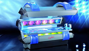 Level 5 Tanning Bed