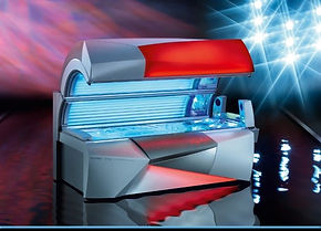 Level 4 Tanning Bed