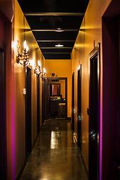 Salon Hallway