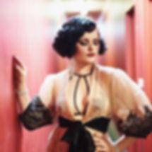 Eva Devore Vintage Burlesque