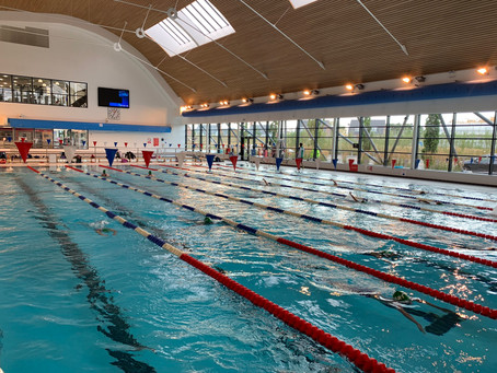 """Back to """"Life in the Fast (Swim) Lane"""" for Hart SwimmingClub"""