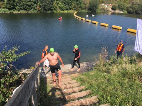 Hart Swim Club Masters Squad conquer 10km Charity Swim