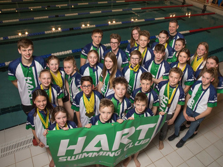 Hart Swimming Club Achieves Best Ever Performance at Hampshire County Championships