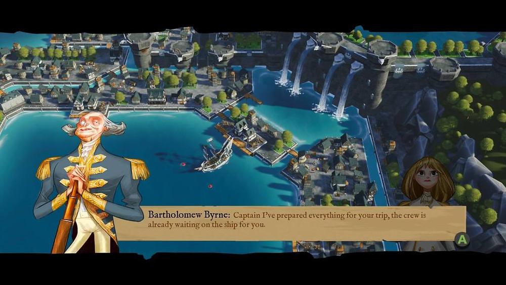 King of Seas PS4