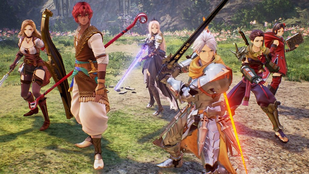 Tales of Arise Review PlayStation 5 Graphics Visuals Team Characters