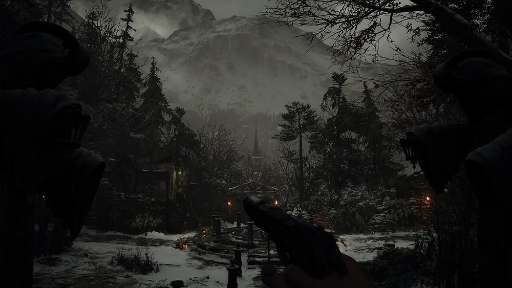 Resident Evil Village PS5 Visuals