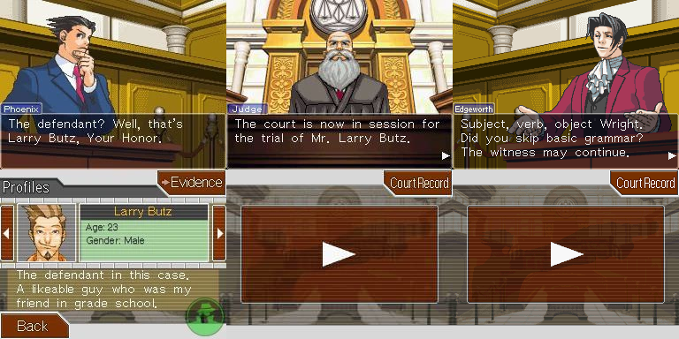 Great Ace Attorney Nintendo Switch Review Objection Original Phoenix Wright