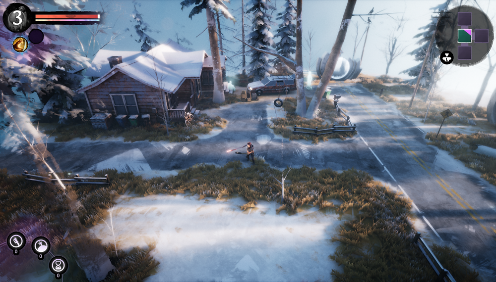 Dreamscaper PC visuals review environment